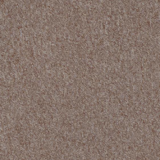 Teppichfliese City, quadratisch, 3 mm Höhe, selbstliegend B/L: 50 cm x cm, 4 St. beige Teppichfliesen Bodenbeläge Bauen Renovieren