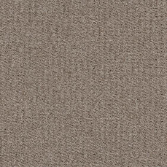 Teppichfliese Jersey, quadratisch, 3 mm Höhe, selbstliegend B/L: 50 cm x cm, 20 St. beige Teppichfliesen Bodenbeläge Bauen Renovieren