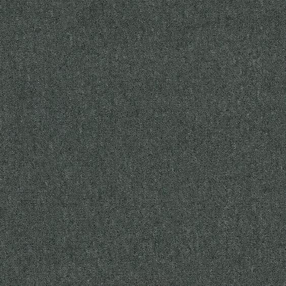 Teppichfliese Jersey, quadratisch, 3 mm Höhe, selbstliegend B/L: 50 cm x cm, 4 St. grün Teppichfliesen Bodenbeläge Bauen Renovieren