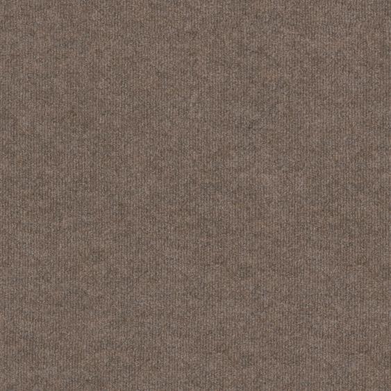 Teppichfliese Madison, quadratisch, 6 mm Höhe, beige, selbstliegend B/L: 50 cm x cm, 4 St. beige Teppichfliesen Bodenbeläge Bauen Renovieren