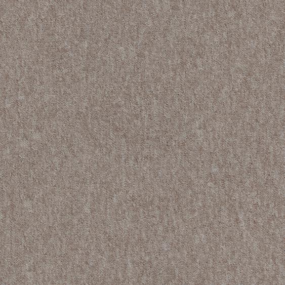 Teppichfliese Neapel, quadratisch, 3 mm Höhe, Beige, selbstliegend B/L: 50 cm x cm, 4 St. beige Teppichfliesen Bodenbeläge Bauen Renovieren