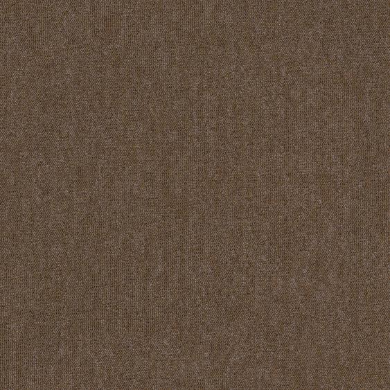 Teppichfliese Neapel, quadratisch, 3 mm Höhe, Camel, selbstliegend B/L: 50 cm x cm, 4 St. braun Teppichfliesen Bodenbeläge Bauen Renovieren