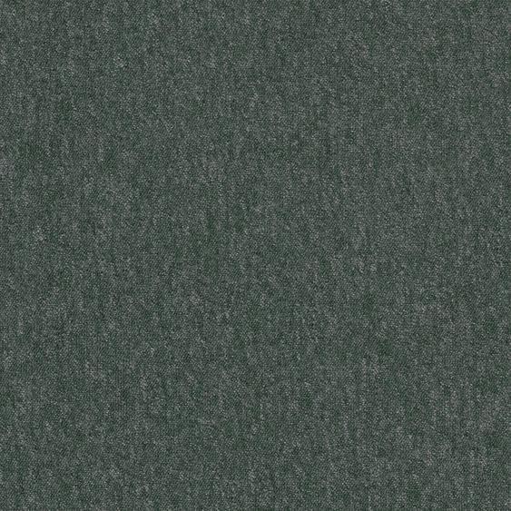 Teppichfliese Neapel, quadratisch, 6 mm Höhe, grün, selbstliegend B/L: 50 cm x cm, 4 St. grün Teppichfliesen Bodenbeläge Bauen Renovieren