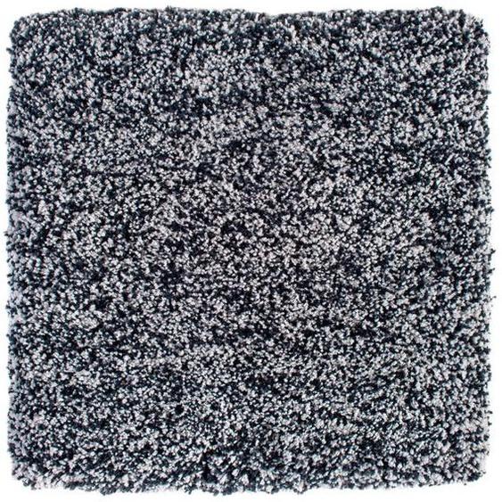 Teppichfliese »Piazza«, Al Mano, rechteckig, Höhe 35 mm, Fixierung durch Klettverschluss, 4x 40x40 cm