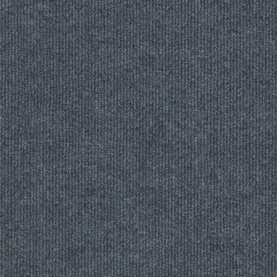 Teppichfliese Trend, quadratisch, 3 mm Höhe, selbstliegend B/L: 50 cm x cm, 20 St. grau Teppichfliesen Bodenbeläge Bauen Renovieren