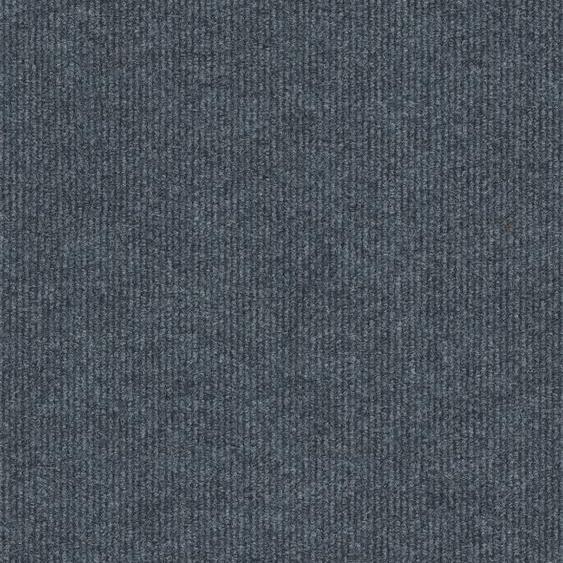 Teppichfliese Trend, quadratisch, 3 mm Höhe, selbstliegend B/L: 50 cm x cm, 4 St. grau Teppichfliesen Bodenbeläge Bauen Renovieren