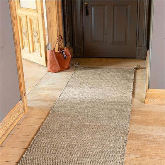 Teppichläufer Sapphire Stone - bunt - 80 % Wolle, 20 % Baumwolle - Teppiche