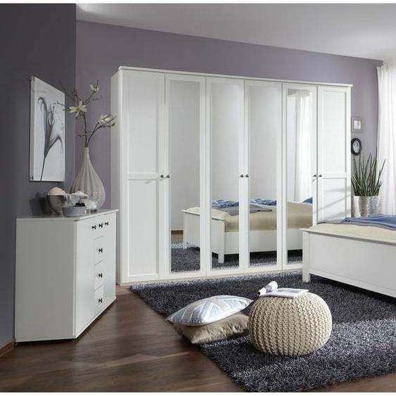 Teresa Schlafzimmerset Weiß