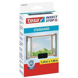 tesa Fliegengitter Insect Stop STANDARD anthrazit