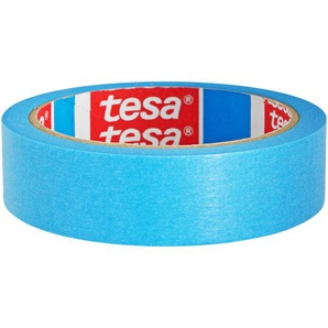 tesa Tesa Malerband Tapeten 25 m x 2,5 cm blau