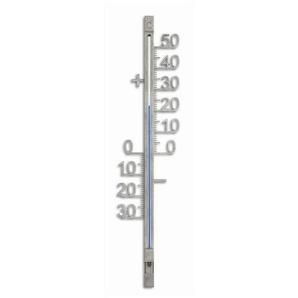 TFA Dostmann Analoges Außenthermometer aus Metall