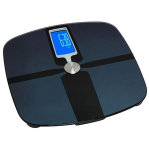 TFA Dostmann Digitale Körper-Analysewaage aus Glas »SAMBA«