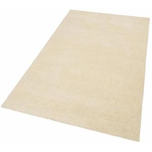 Theko Exklusiv Orientteppich »Agadir 1«, 60x120 cm, 25 mm Gesamthöhe, beige