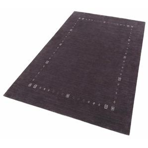 Theko® Orientteppich »Lori Dream 2«, 200x300 cm, fussbodenheizungsgeeignet, 12 mm Gesamthöhe, grau