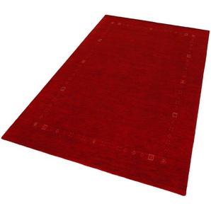 Theko® Orientteppich »Lori Dream 2«, 200x300 cm, fussbodenheizungsgeeignet, 12 mm Gesamthöhe, rot