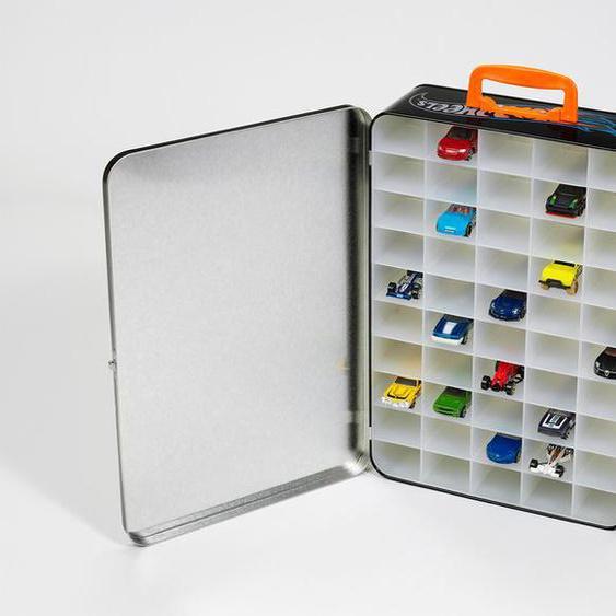 Theo Klein Hot Wheels Sammelkoffer für 50 Autos