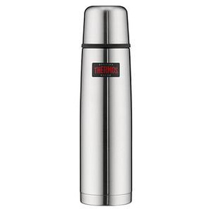 THERMOS® Isolierflasche Light & Compact silber 1,0 l