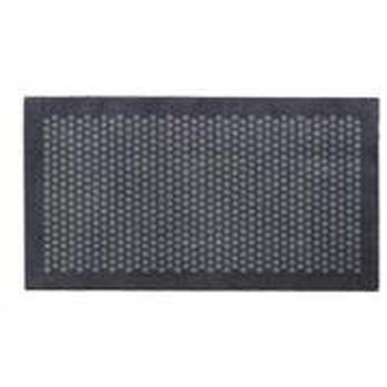 tica copenhagen - Dot Fußmatte 67 x 120 cm, grau