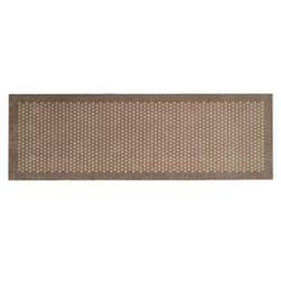 tica copenhagen - Dot Fußmatte 67 x 200 cm, sand