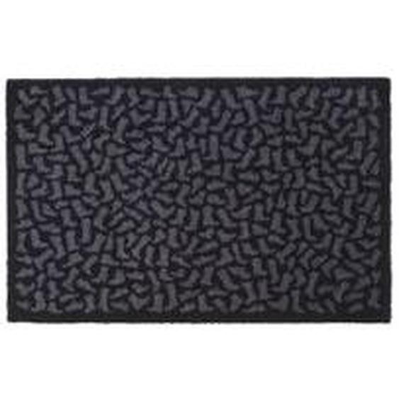tica copenhagen - Footwear Fußmatte, 60 x 90 cm, schwarz / grau