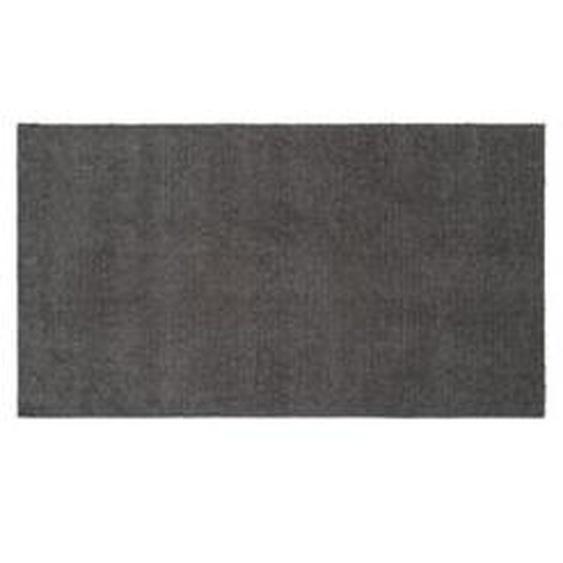 tica copenhagen - Fußmatte, 67 x 120 cm, Unicolor stahlgrau