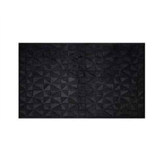 tica copenhagen - Türmatte graphic 45 x 75 cm, schwarz