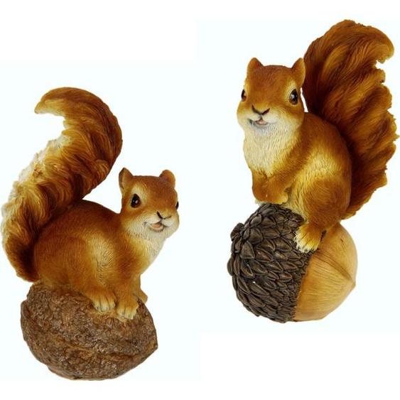 I.GE.A. Tierfigur »Eichhörnchen« (Set, 2 Stück)