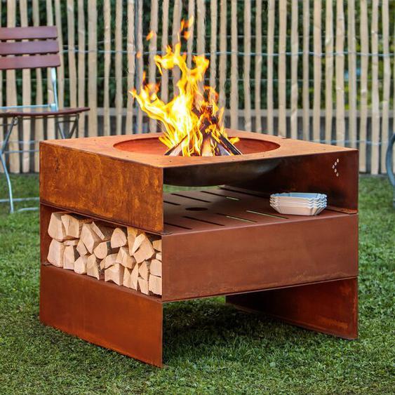 Tisch mit Feuerstelle Light My Fire