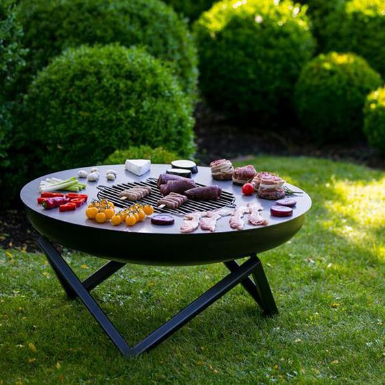 Tisch mit Feuerstelle Lovetto