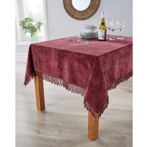 Tischdecke aus 100% Baumwolle Lunado