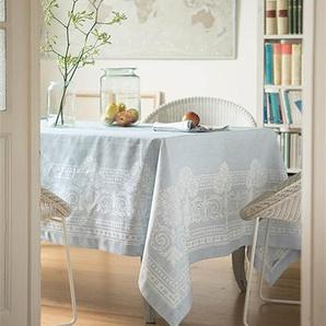 Tischdecke Claire - bunt - 48 % Leinen, 52 % Baumwolle - Tischwäsche