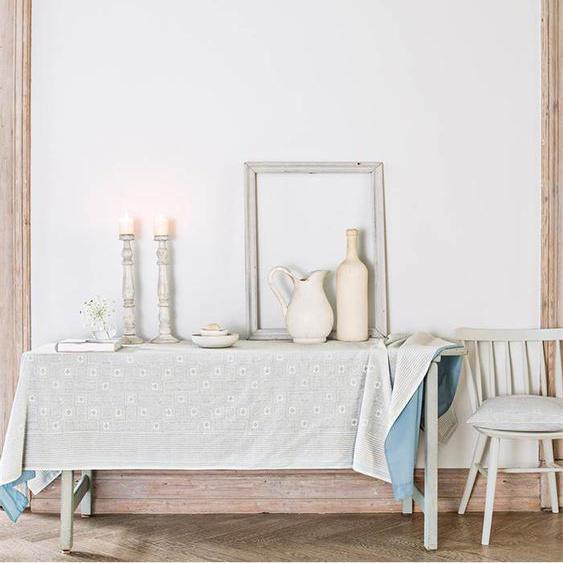 Tischdecke Svea - bunt - 100 % Baumwolle - Tischwäsche