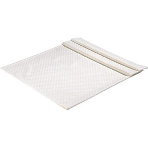 TISCHDECKE Textil Jacquard Creme 135/170 cm: TISCHDECKE Textil Jacquard Creme 135/170 cm