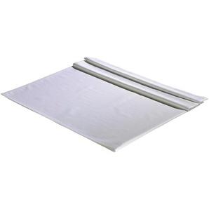 TISCHDECKE Textil Jacquard Weiß 130/220 cm: TISCHDECKE Textil Jacquard Weiß 130/220 cm