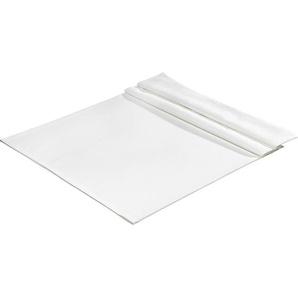 TISCHDECKE Textil Jacquard Weiß 160/260 cm: TISCHDECKE Textil Jacquard Weiß 160/260 cm