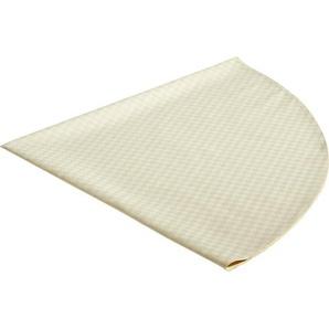 TISCHDECKE Textil Naturfarben 170 cm: TISCHDECKE Textil Naturfarben 170 cm