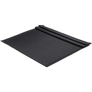 TISCHDECKE Textil Schwarz 135/220 cm: TISCHDECKE Textil Schwarz 135/220 cm