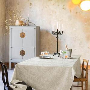 Tischdecke Xenia - Natur - 50 % Leinen, 50 % Baumwolle - Tischwäsche
