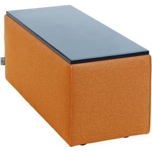 Tischelement »ELEMENTS«, orange, TOM TAILOR, frei stellbar