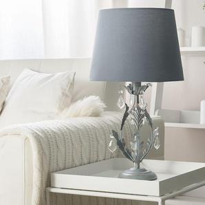 Tischlampe grau 52 cm ISEN