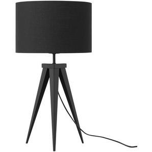 Tischleuchte schwarz 55 cm STILETTO