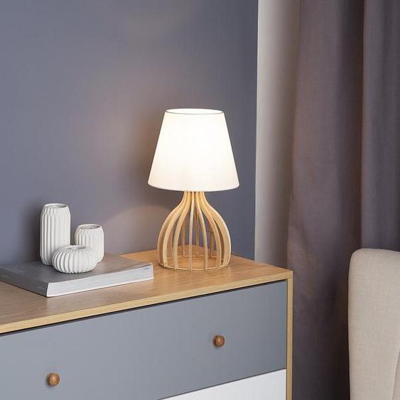 Tischlampe weiß 36 cm AGUEDA