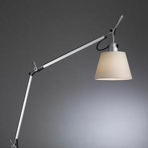 Tischleuchte Tolomeo Tavolo Artemide Grau, Designer de Lucchi & Fassina, 116 cm