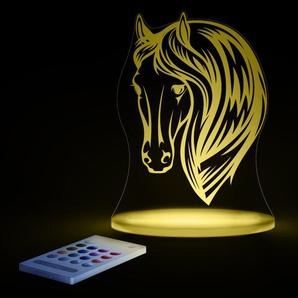 Tischlicht Pferd