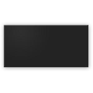 Tischplatte für Horun schwarz, 2.5x180x90 cm