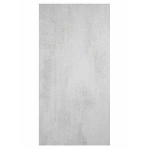 -Tischplatte Silverstar Dekor Zement, grau grau, 1.3x100 cm