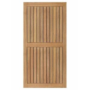 -Tischplatte Teak, 2.2x100 cm