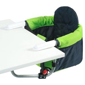 Tischsitz mit universellem Befestigungssystem »Relax green/navy«, CHIC4BABY