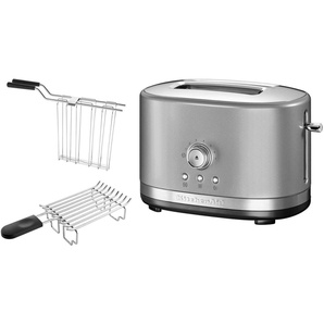 Toaster 5KMT2116ECU, silber, KitchenAid