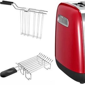 Toaster 5KMT221EER mit Brötchenaufsatz und Sandwichzange, KitchenAid